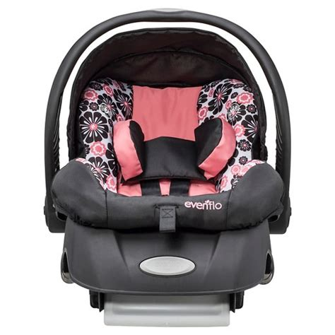baby car seats evenflo embrace infant car seat target