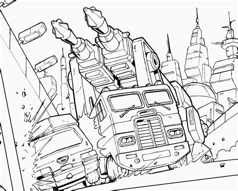 starscream coloring pages coloring pages