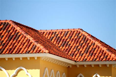 Ceramic Tile Roof Clay Roof Tile Roof Clay Tile Roof Installation Washington 5