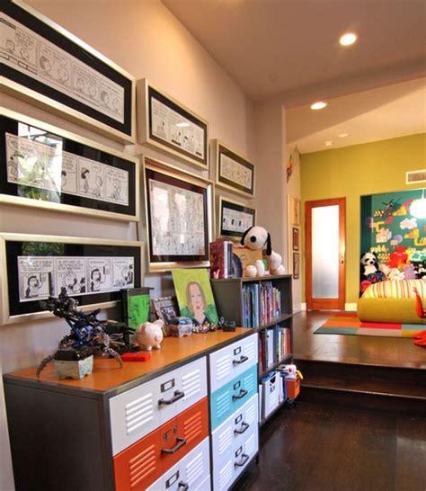 comic strip decor inspirations   contemporary home