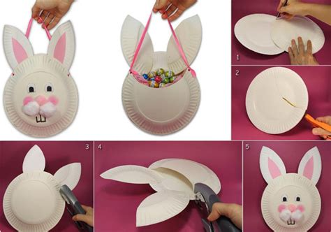 Paper Plates Craft Ideas - 12 paper plate animals craft ideas for