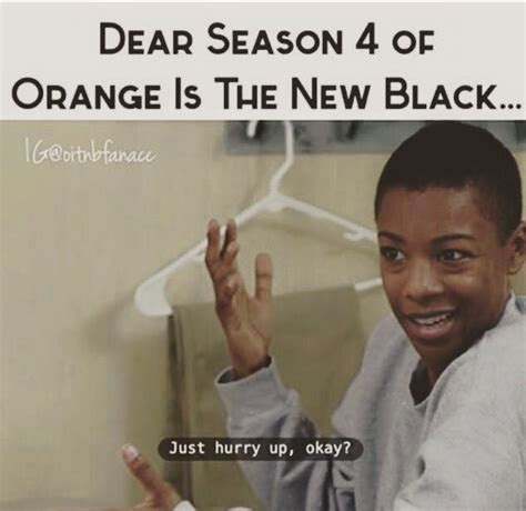Oitnb Meme - 524 best images about television on pinterest cartoon laverne shirley and tvs