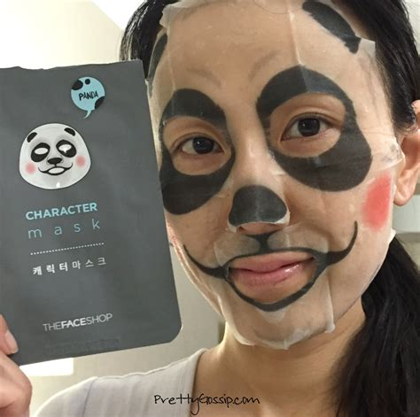 Masker Korea korean trend alert animal sheet masks pretty gossip