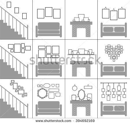 template gallery hallway gallery wall template template set photo