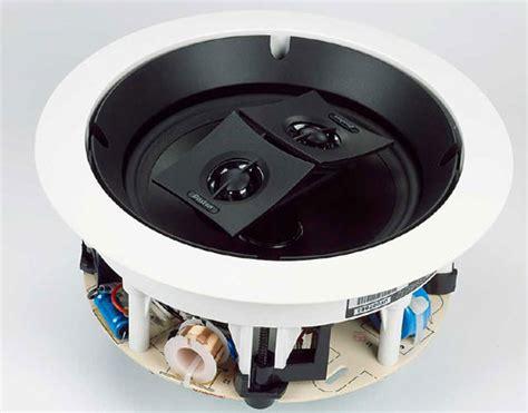 Stereo In Ceiling Speaker by Boston Acoustics Dsi 455 In Ceiling Speakers