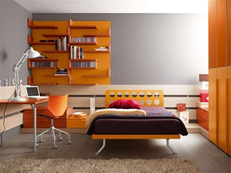 modern teen boy bedroom bright and ergonomic furniture for modern teen room by