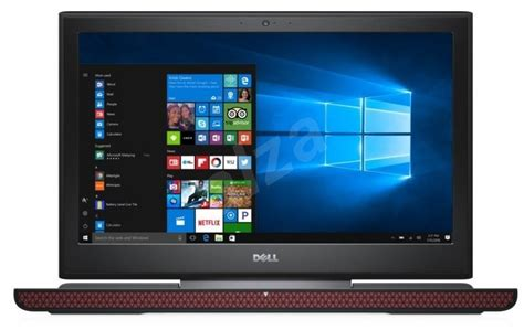 Dell Notebook Inspiron15 7577 15 6uhd I7 7700hq 16gb Ram 1tb 128gb Ssd dell inspiron 15 7577 gaming black notebook alza sk