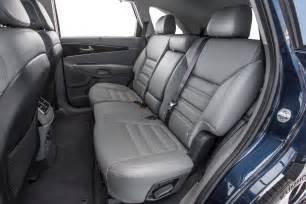 how many seats are in a kia sorento kia sorento reviews and rating motor trend