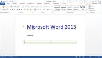 Microsoft Word 2013 Microsoft Word Wikiwand