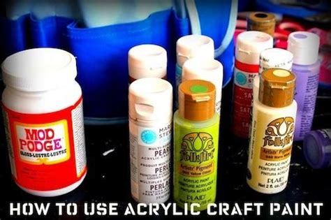 acrylic paint use 8 tips for how to use acrylic paint