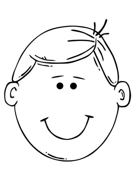 imagenes llorando niños boy face coloring imagenes de cara nia para colorear