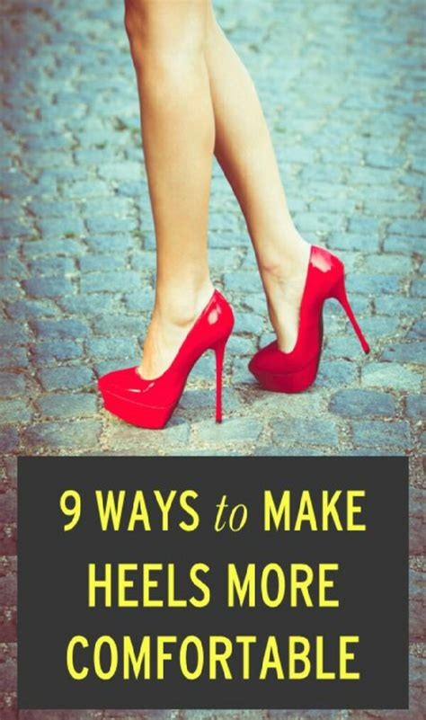 make heels more comfortable 9 ways to make your heels more comfortable trusper