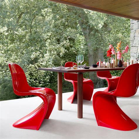 stuhl panton panton chair vitra im wohndesign shop