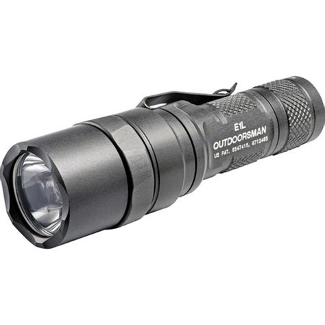 A Surefire Winner by Surefire E1l A Outdoorsman Led Flashlight E1l A B H Photo