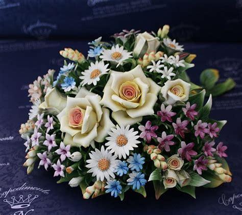 fiori capodimonte capodimonte ceramiche e porcellane il di angela