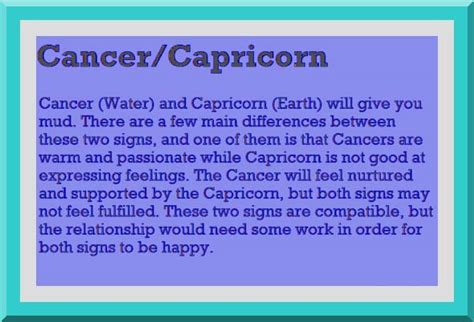 cancer and capricorn love quotes quotesgram