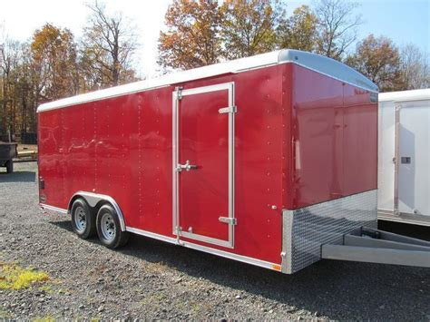 integrity trailers enclosed landscape cargo enclosed trailer