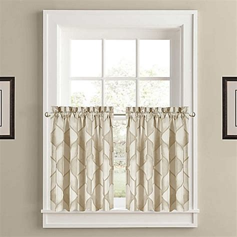 window curtains nyc buy j queen new york horizons window curtain in ivory
