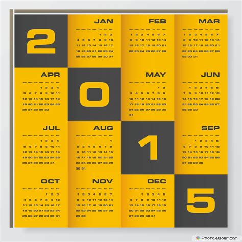 Business Calendars Business Calendars For 2015 Awesome Jpegs Templates Elsoar