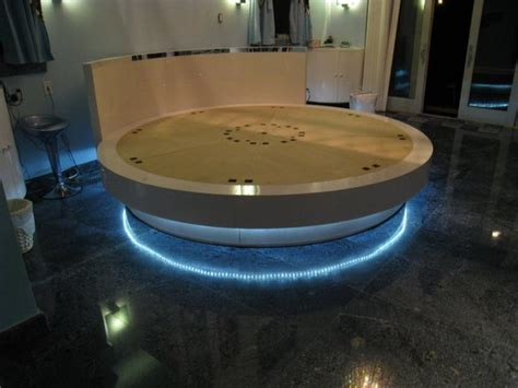 circular beds sercio round bed collection modern bedroom chicago