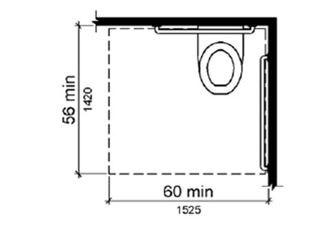 Ada Water Closet Dimensions by 2010 Ada Standards For Accessible Design