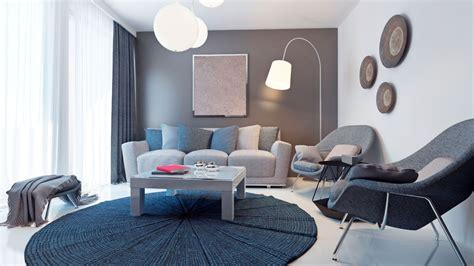 decorar sala azul decorar en azul y gris decora tu casa