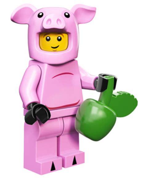 Skeleton Sealed Lego Minifigure Series 14 No 11 other lego lego minifigures series 12 pig suit was