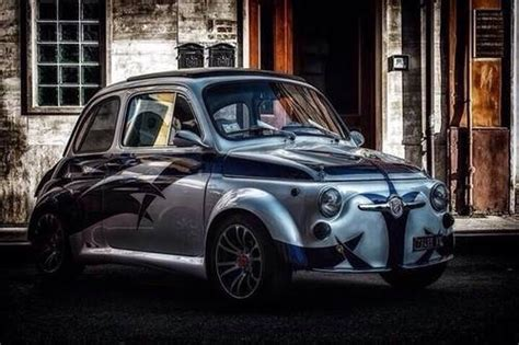 fiat 500 for sale 3000 for sale fiat 500 abarth 695 custom with 3 000 kms 1972