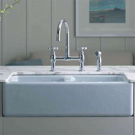 White Cast Iron Kitchen Sink Kohler Hawthorne 6534 White Cast Iron Sink Kitchen Sinks Taps
