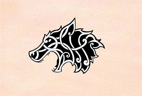 wolf tattoo designs free norse wolf designs www pixshark images