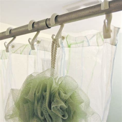 double sided shower curtain double sided shower curtain hooks bathroom hardware