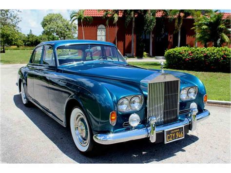 antique rolls royce for sale 1964 rolls royce silver cloud iii for sale classiccars