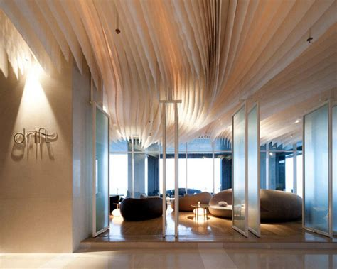 Amazing Interior Design At Hilton Pattaya Hotel Interiorzine Hton Interior Design