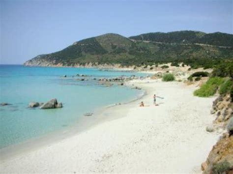 porto sa ruxi residence graziosa villetta sul mare in un residence spiaggia 200