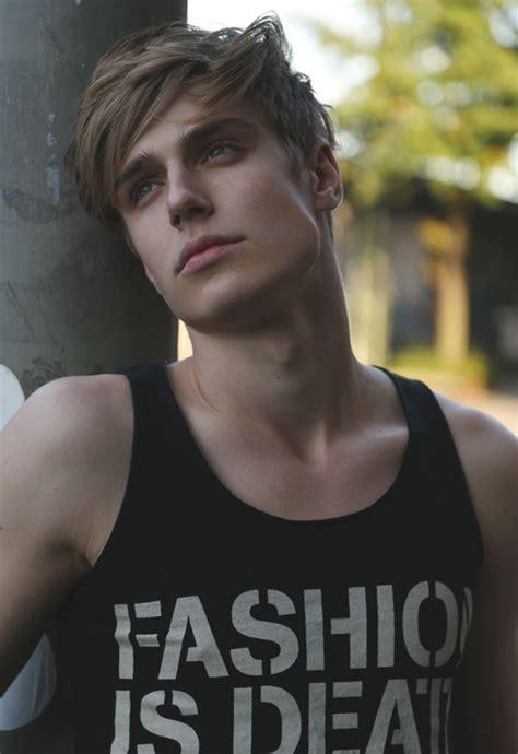 Tim Borrmann by Ryan E. Wibawa for Male Model Scene