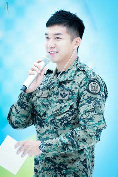lee seung gi crush lee seung gi is a part of the korean military such a