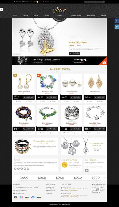 sm jare responsive magento theme magento jewelry