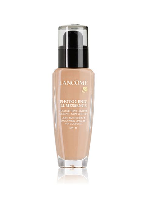 Liquid Foundation Lancome lancome photogenic lumessence liquid foundation with spf15