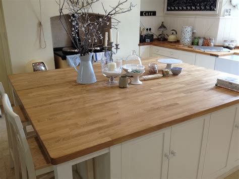 kitchen island worktops uk oak island worktop 4 hartwood timber