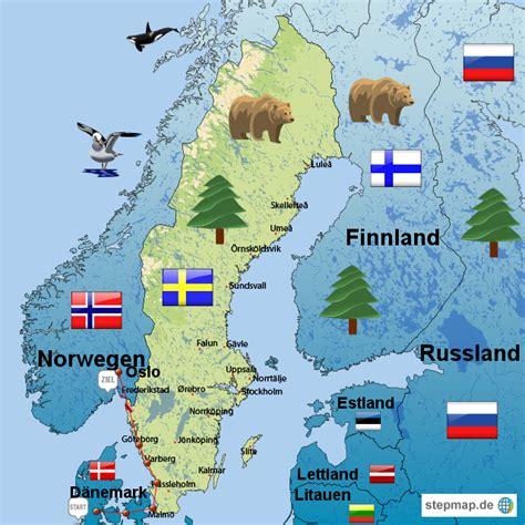 Home Decor Places by Pin Landkarte Von Schweden On Pinterest