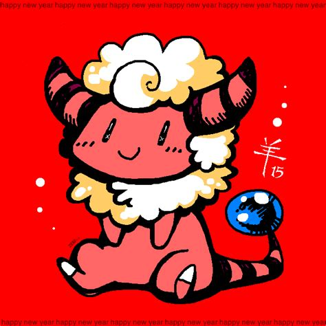 new year wishes sheep year year of the sheep 2015 by zerochan923600 on deviantart