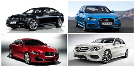 Audi A6 Vs Bmw 530d by Mercedes E350 Cdi Vs Bmw 530d Vs Audi A6 Vs Jaguar