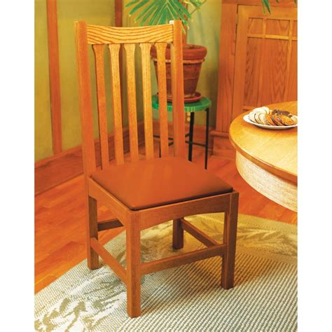 Wood Dining Chair Plans Dining Chair Woodworking Plan From Wood Magazine