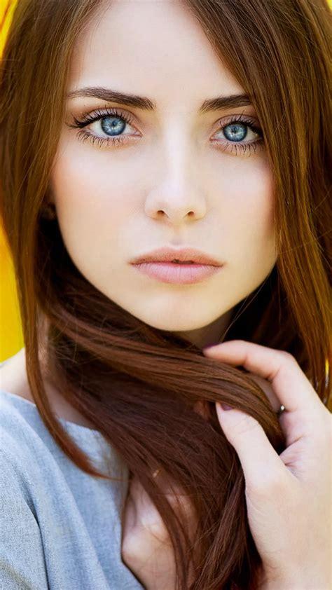 Grey Eyes Wallpaper | beautiful grey eyes
