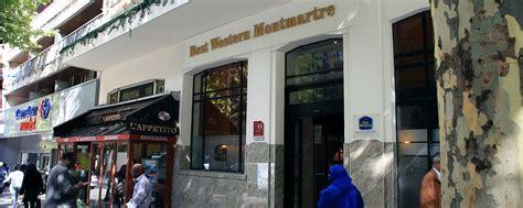 best western parigi hotel best western montmartre parigi