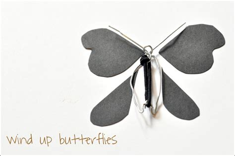 flying butterfly card template 242 best kinetic and automata it images on