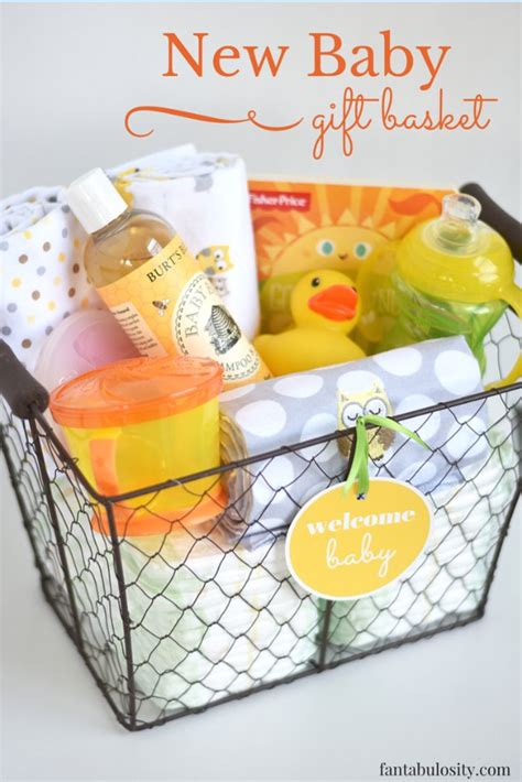 bathroom gift basket ideas 42 fabulous diy baby shower gifts diy