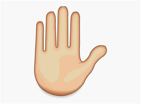 emoji hand png   cliparts  images