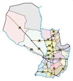 rutas del paraguay edicion impresa abc color