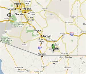 fort huachuca arizona map fort huachuca arizona map